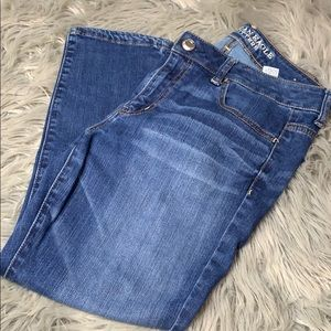 American Eagle High rise jeggings superstretch